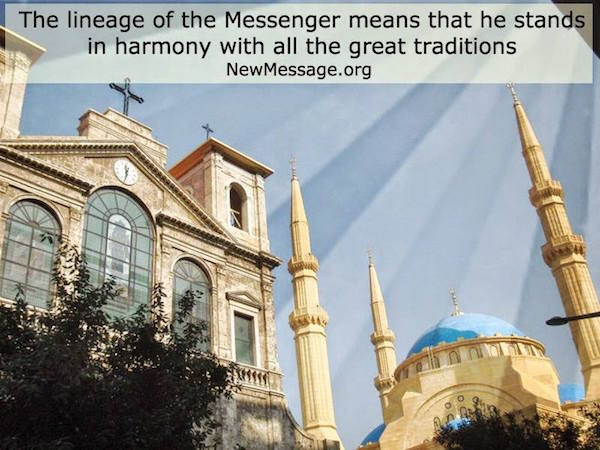 lineage-of-the-messenger